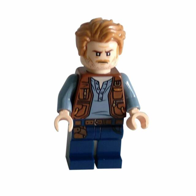 LEGO Jurassic World #75926 #75930 #75934 - NEW JW023 Owen Grady Minifigure