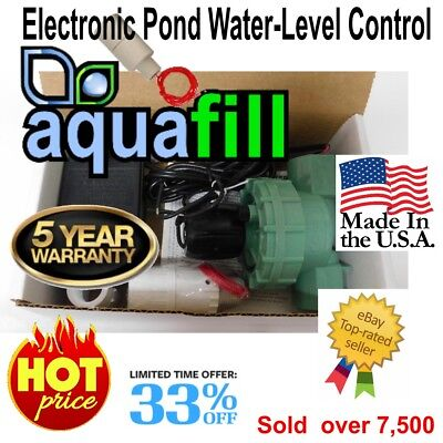 Hot Tub NEW Pond Spa Fountain Electronic Float Level Controller for Pool