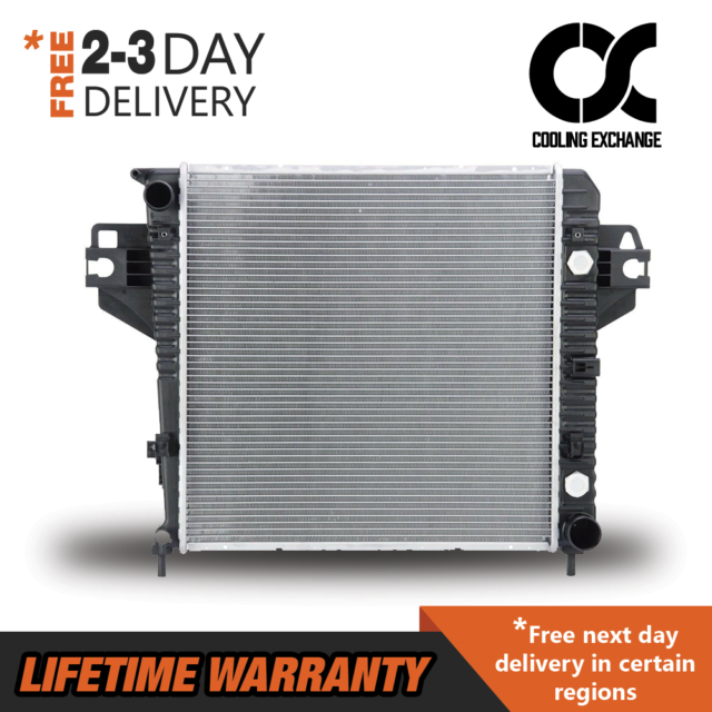 Radiator 2481 Fits 2002-2006 Jeep Liberty 3.7 V6 For Sale