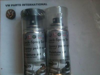 VW Audi Seat Skoda Spray Paint Genuine Volkswagen Spray Paint 1000s of  Colours | eBay