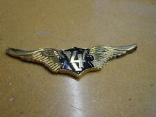 NOS Suzuki V4 Gold Wing Emblem GV1200 GV700 Madura 1200 700
