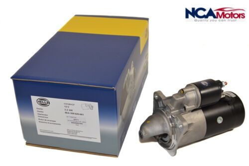Discovery 1 NAD500210 Hella R Rover Classic 200/&300TDI Starter Motor Defender