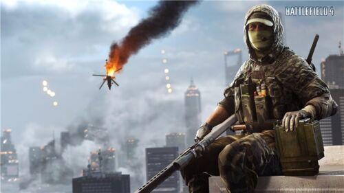 "042 Battlefield 2 3 4 War Military Game Wall Poster 40/""x24/"""