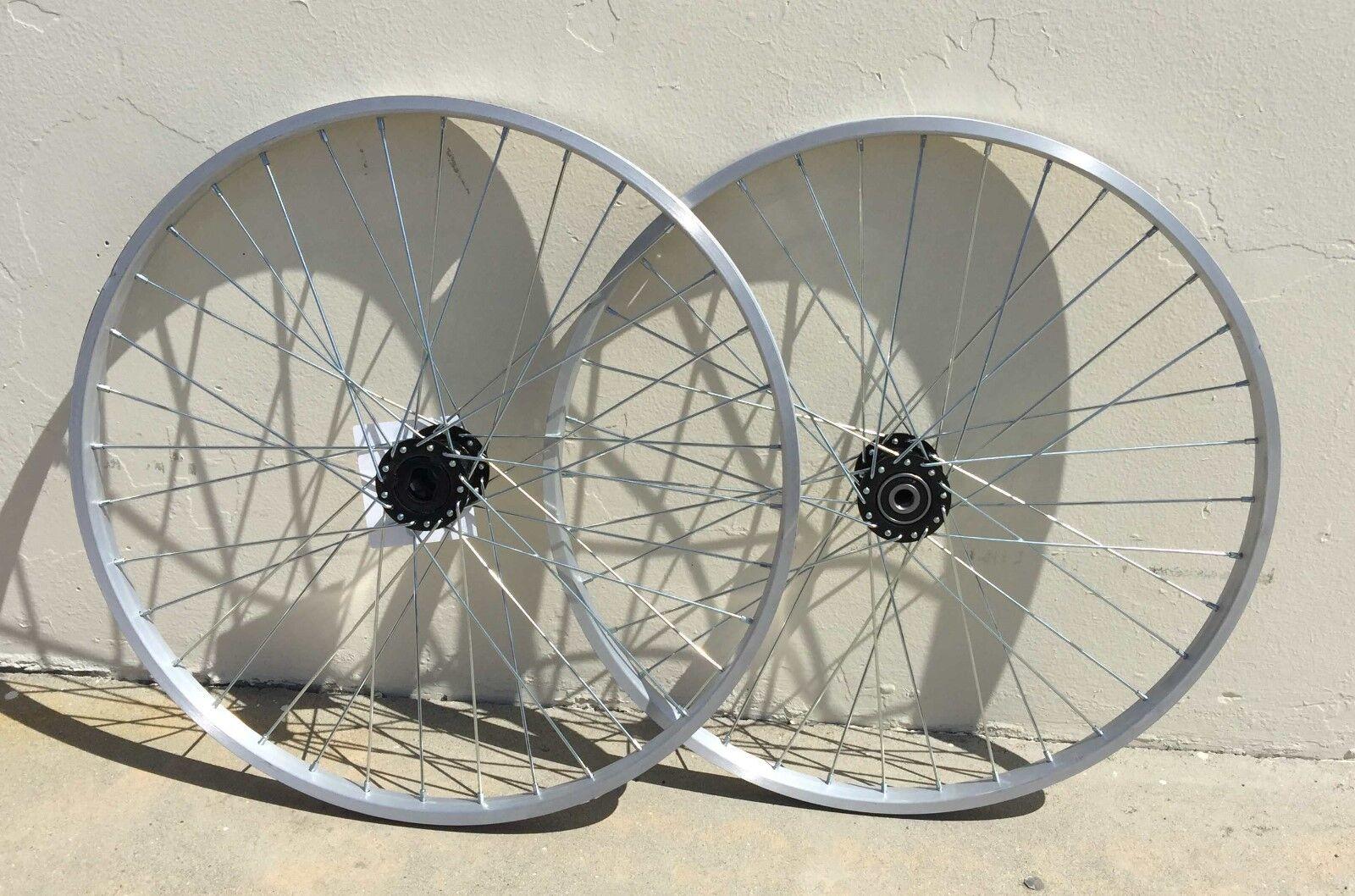 Tricycle Trike 26  36 Spoke Hollow Hub Right & Left Wheel 15mm axle