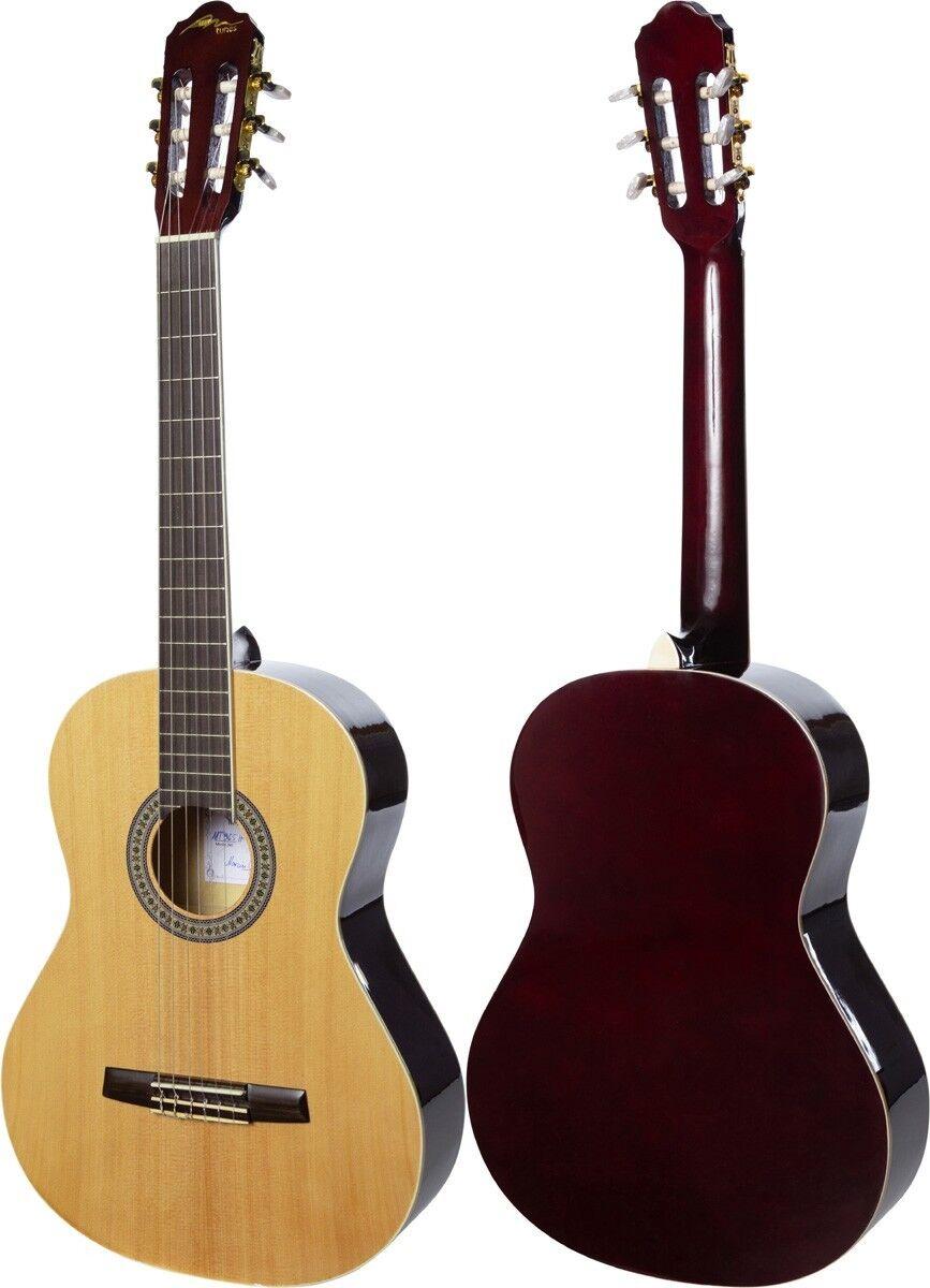 DE Klassische Gitarre 4 4 39  M-tunes MTC965H