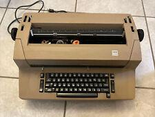Ibm Selectric Ii Correcting Dual Pitch Typewriter Working Vintage