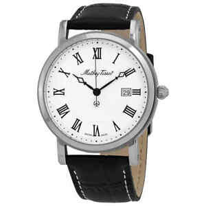 Mathey-Tissot City White Dial Men's Watch HB611251ABR