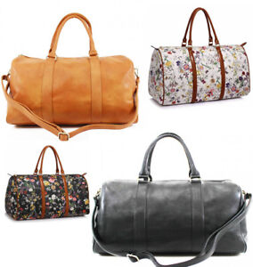 LeahWard Women's Fashion Floral Luggage Bags