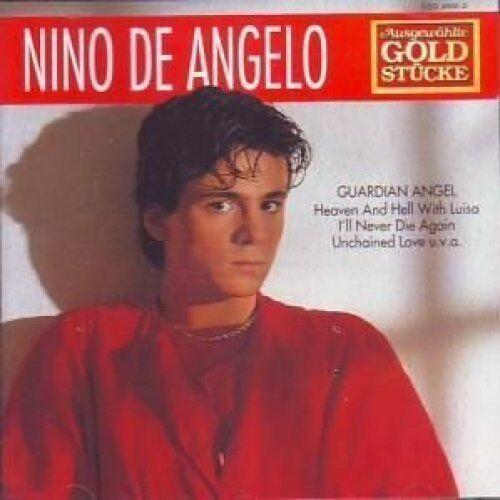 Nino de Angelo Ausgewählte Goldstücke (compilation, 10 tracks sung in Eng.. [CD]