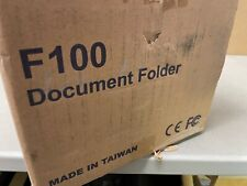 United F100 Automatic Document Folder Paper Folding Machine