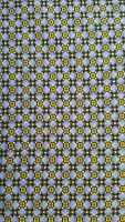 44/45 100% Cotton, reflection By Sasha K Studio, Ebi Fabrics, Geometric
