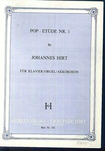 Johannes-Hirt-POP-Etuede-Nr-1-Fuer-Klavier-Orgel-Akkordeon