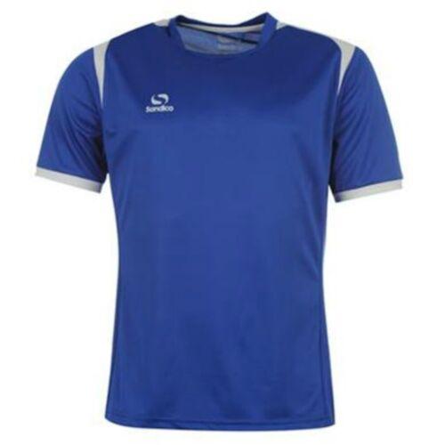 New Boys Sondico Football Training Shirt Sports Top Running Rugby~Age 1-13 yrs