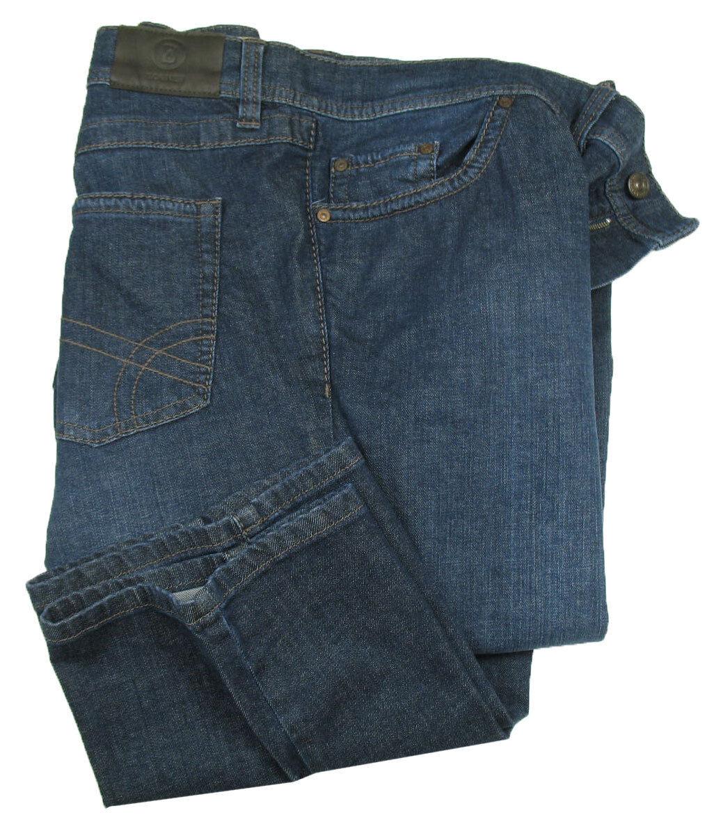 BOGNER Jeans vega-gen (Comfort Fit) DARK blueE TREATED STRETCH