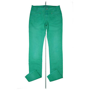 CLOSED-Damen-Jeans-Hose-stretch-30-34-slim-skinny-Gr-42-W30-L34-used-Gruen-TOP