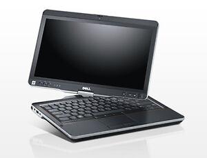Dell XT3 Core i5 2,5GHz 13 Zoll TOUCHSCREEN 4GB 250GB WebCAM Win7 ~ B WARE