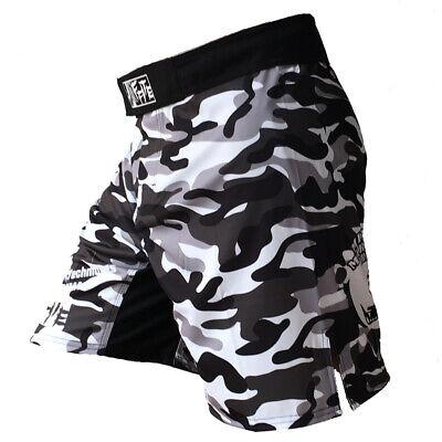 MMA shorts boxing trunks muay thai short for man pants boks skull muay thai