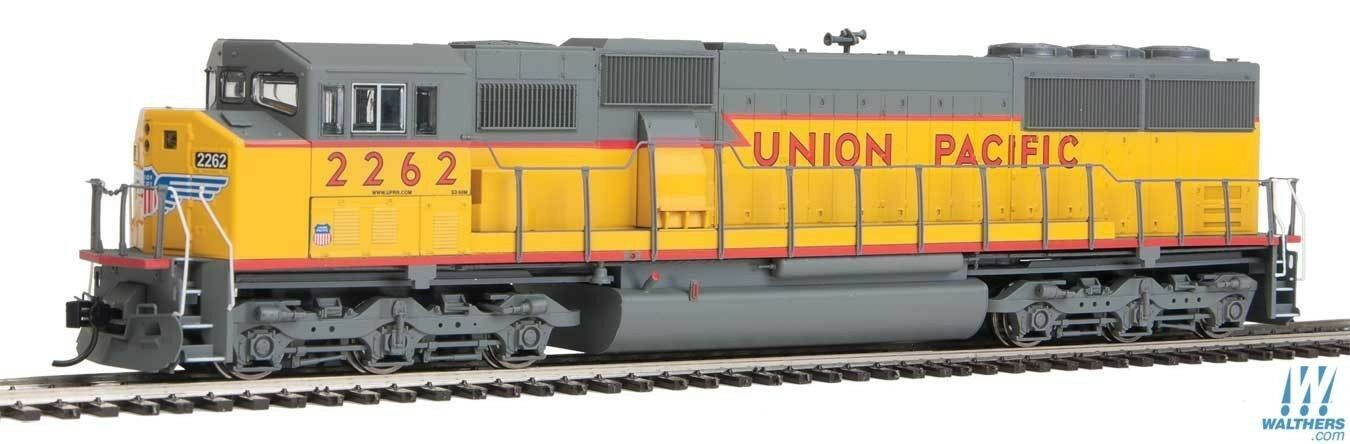 HO - WALTHERS Mainline 910-20311 UNION PACIFIC SD60M Loco   2262 w/ DCC & Sound