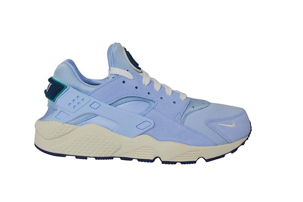 Mens Nike Air Huarache Run Premium - BNIB, No lid - 704830403 - Royal Tint Blau