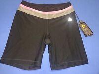 Ladies Rbx Active Wear Shorts Pink/black M