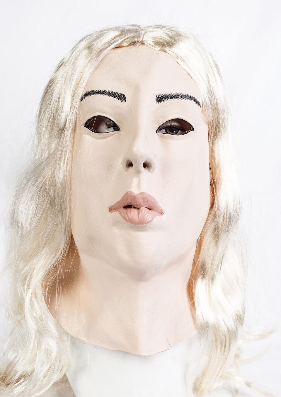 Weiblich Latex Latex Latex Maske Halloween Kostüm Masker Living Puppen Crossdresser  | Zuverlässige Leistung  | Der neueste Stil  | Schön und charmant  | Sonderangebot  | Preiszugeständnisse  1275d2