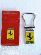 Ferrari Key Chain Fob Prancing Horse NEW_Official Ferrari Product_Formula OEM