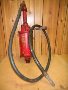 John-Wood-Co-BENNET-Fuel-Pump-1307DG-1002-Series-601241-6-Hose-amp-Nozzle