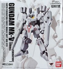 New Bandai Robot Spirits SIDE MS Gundam Mk-V Federal colors Ver.