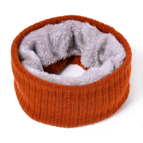 Children Winter Warm Scarf Boys Girls kids Baby Knitted Collar Neck Scarves NEW