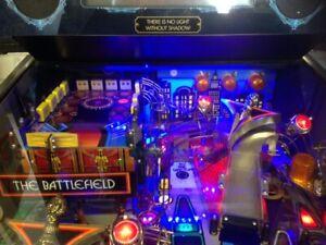 SHADOW Pinball Playfield Light Mod