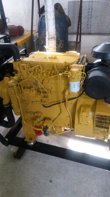 50 KVA Perkins generator
