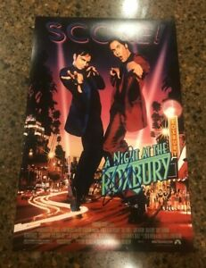 CHRIS-KATTAN-autographed-signed-12x18-poster-A-NIGHT-AT-THE-ROXBURY-1