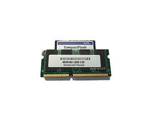 MEM1841-256D-Memory-MEM1800-128CF-Flash-Cisco-1841