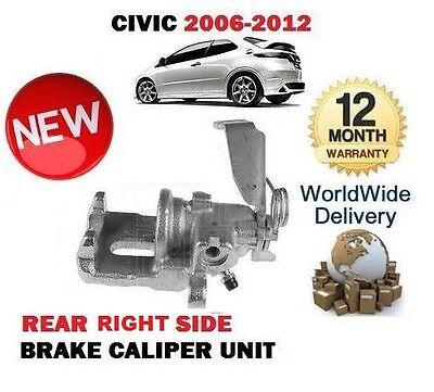 HONDA CIVIC 1.8 VTEC 2006-2012 REAR BRAKE CALIPER RIGHT RHS NEW