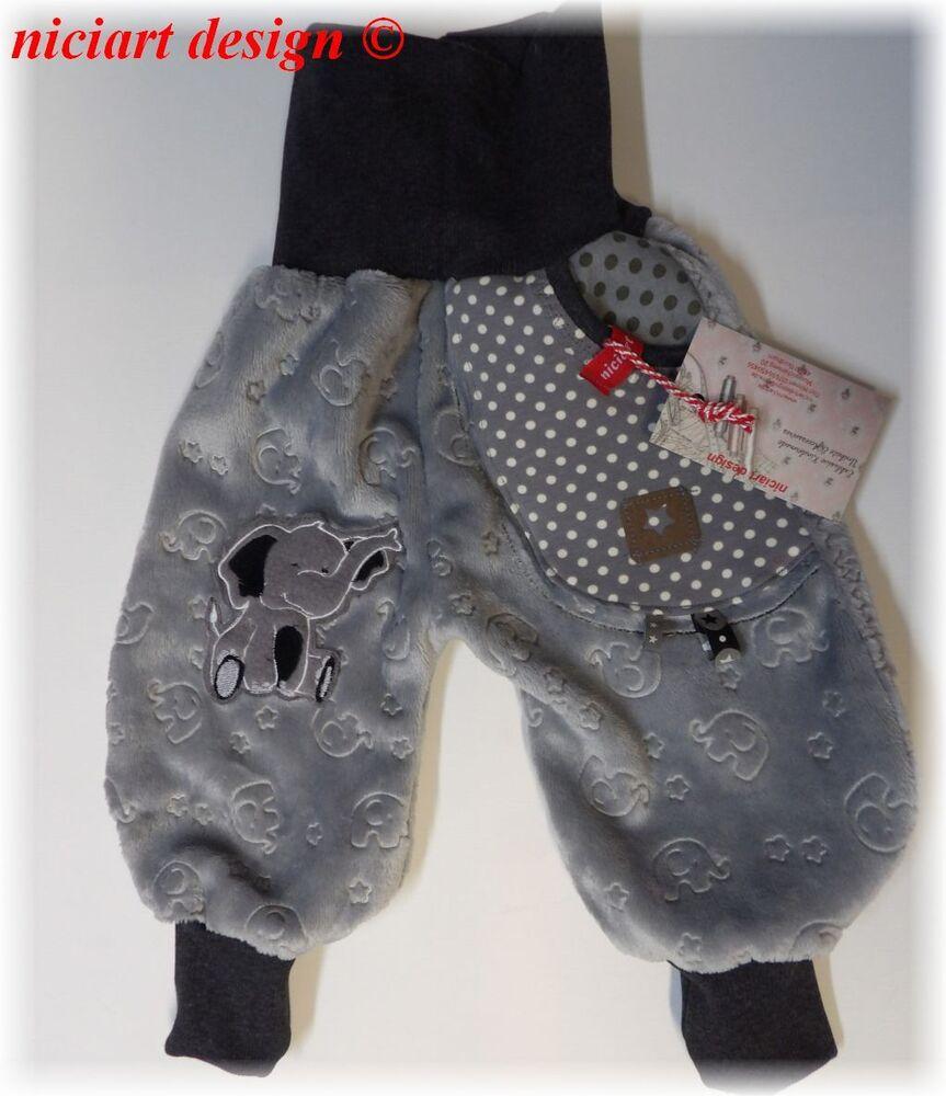 Copieux Niciart ♥ Designer Pantalon Bouffant éléphant ♥ 50 à 134 ♥ Nicky Pantalon ♥ Nickihose Gris Rendre Les Choses Commodes Pour Le Peuple