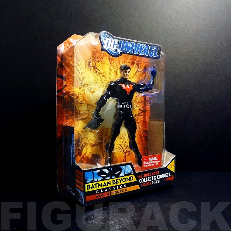 DC Universe Classics - Batman Beyond 7  Action Figure (Wave 4, Unmasked Variant)