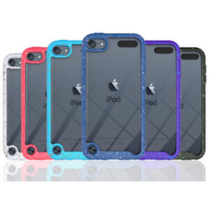 For-iPod-Touch-5-6-7-Generation-5th-6th-Hybrid-Shockproof-Clear-Armor-Case-Cover