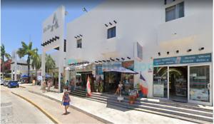 Local a un costado de Plaza Paseo del Carmen, la 5ta Avenida y Playacar, Playa del Carmen
