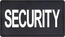 Black & White PVC Security Patch