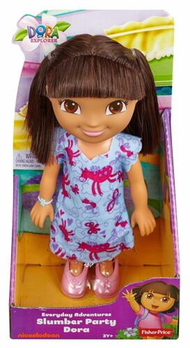Fisher Price Dora the Explorer Every Day Adventure Dolls Nickelodeon