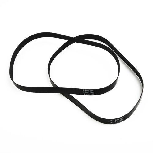 2x For Hoover #440005536 Belt For FH51000 2Power Max Carpet Cleaner Power