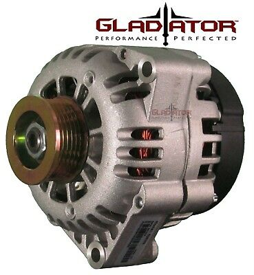NEW 220 Amp Alternator For Oldsmobile Bravada 4.3L 2001  321-1822 334-2523