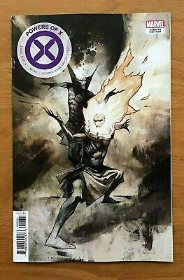 House of X # 1 2019 Mike Huddleston 1:10 Incentive Variant Marvel Comics NM+