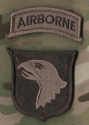 100% QualitäT Kandahar Whacker Elite Team Ungläubiger Us Army Multicam Ssi 101 Abn Diversifiziert In Der Verpackung