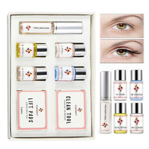 Kit-Recourbe-Cils-Curling-Yeux-Eyelash-Friser-Volumineux-Long-Perming-Permanent