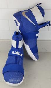 824a3176289cd Nike Men s LeBron Soldier 10 TB Promo Basketball Shoes  856489-441 ...