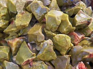 2000-Carat-Lots-of-Green-Opal-Rough-Plus-a-FREE-Faceted-Gemstone