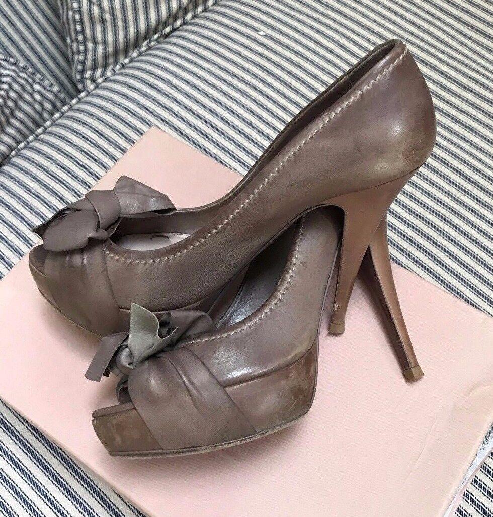 Miu Mui Sandals sz 38 38 38 76f18b