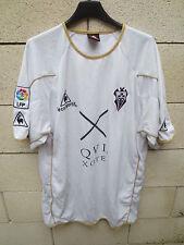 VINTAGE Maillot ALBACETE 2006 camiseta LE COQ SPORTIF LFP XXL