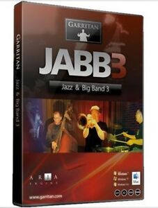 Garritan jazz and big band 3 music software download delivery.